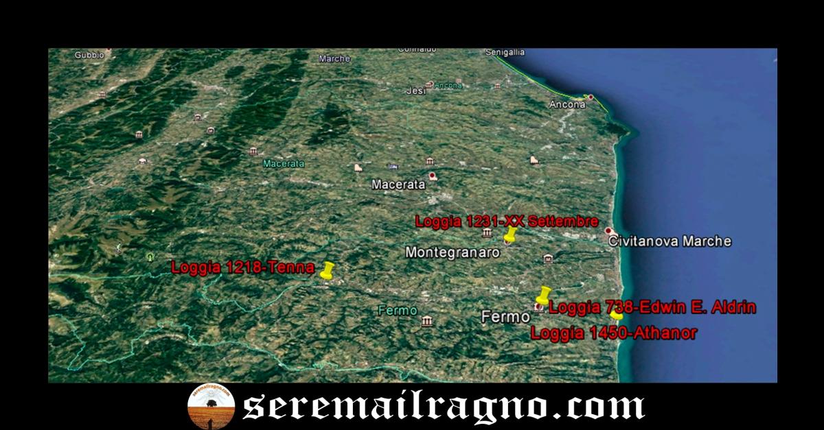 Logge massoniche nella provincia di Fermo