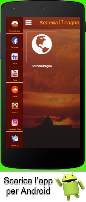 App seremailragno.com
