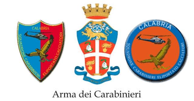 Cacciatori di Calabria Stemmi.jpg