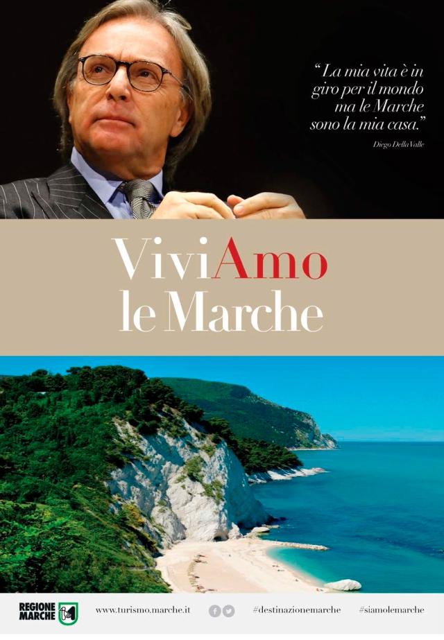 Diego Della Valle-ViviAmo le Marche