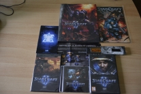 Starcraft 2 Wings of liberty collector's edition-3