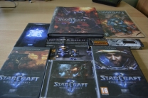 Starcraft 2 Wings of liberty collector's edition-4