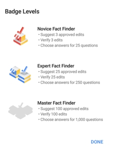 Fact Finder Local Guides