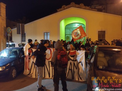Corteo Antifascista Civitanova 1