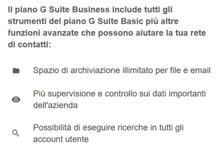 G Suite Business Promotional Code