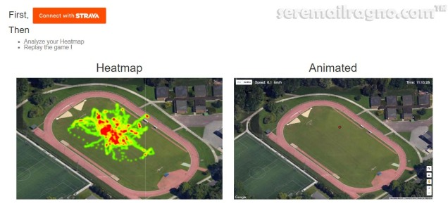 heatmap Garmin