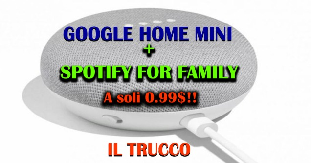 Google Home Mini Spotify
