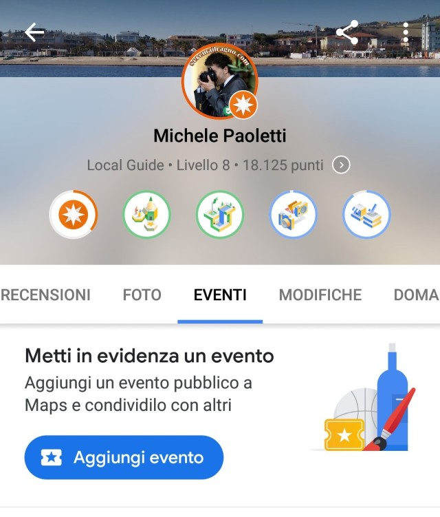 Eventi Local Seo