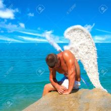 Beach Angel Jovanotti